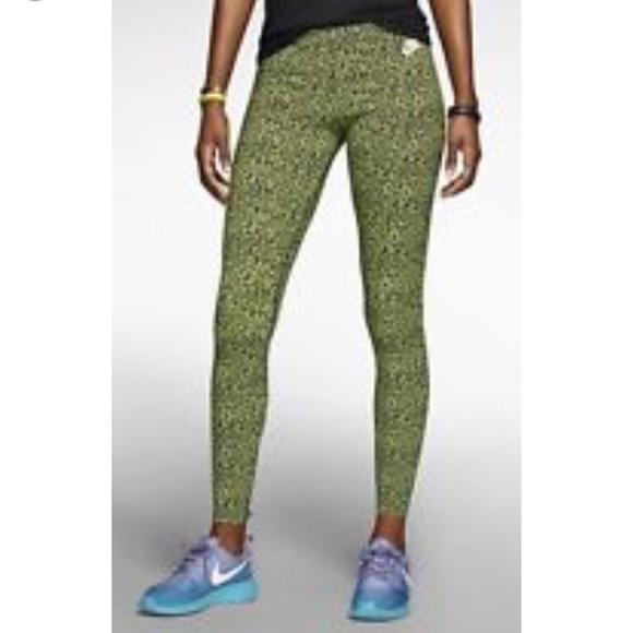 Nike Pants - Nike Leg-A-See All Over Print Leggings